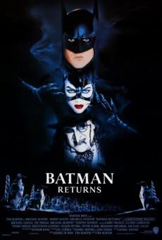 Batman Returns (1992) แบทแมน รีเทิร์นส ตอน ศึกมนุษย์เพนกวินกับนางแมวป่า