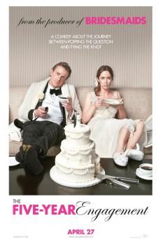 The Five-Year Engagement (2012) 5 ปีอลวน ฝ่าวิวาห์อลเวง