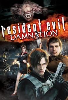 Resident Evil Damnation ผีชีวะ สงครามดับพันธุ์ไวรัส