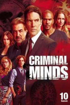 Criminal Minds Season 10 อ่านเกมอาชญากร ปี 10