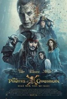 Pirates of the Caribbean 5 Dead Men Tell No Tales ( สงครามแค้นโจรสลัดไร้ชีพ 5 )