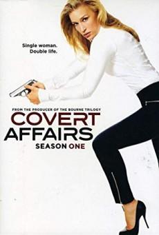 Covert Affairs Season 1