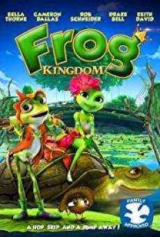 Frog Kingdom แก๊งอ๊บอ๊บ เจ้ากบจอมกวน