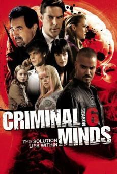 Criminal Minds Season 6 อ่านเกมอาชญากร ปี 6