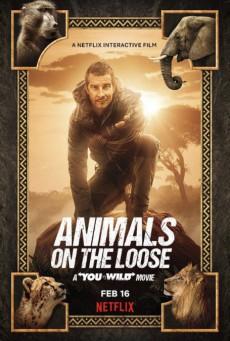Animals on the Loose A You vs. Wild Movie (2021) ผจญภัยสุดขั้วกับแบร์ กริลส์ เดอะ มูฟวี่