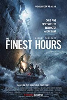 The Finest Hours ชั่วโมงระทึกฝ่าวิกฤตทะเลเดือด (2016)