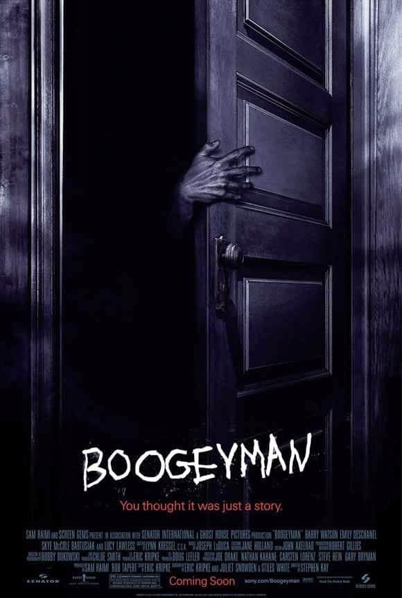 Boogeyman 1 (2005) ปลุกตำนานสัมผัสสยอง