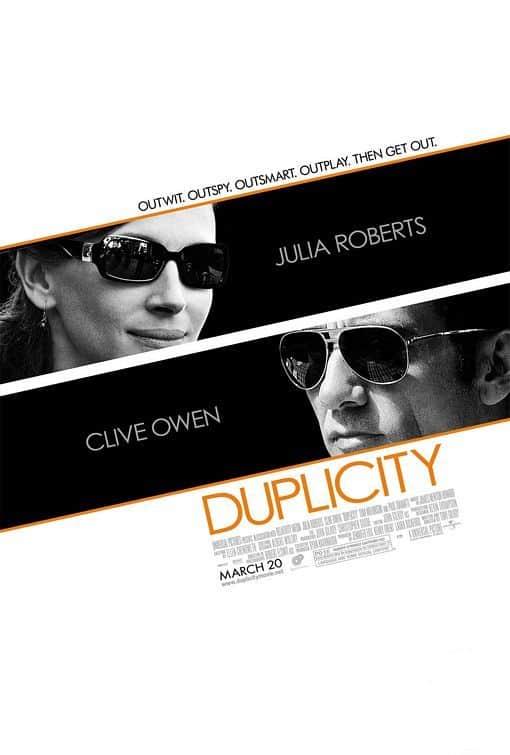 Duplicity สายลับคู่พิฆาต หักเหลี่ยมจารกรรม (2009)