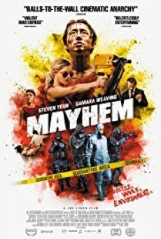 Mayhem เชื้อคลั่ง พนักงานพันธุ์โหด