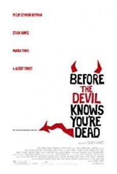 Before the Devil Knows You re Dead ก่อนปีศาจปิดบาปบัญชี